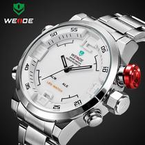 Relógio Masculino Digital E Analógico Weide Wh2309 Original