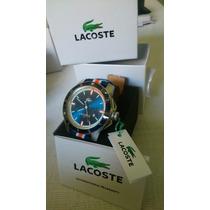 Relógio Lacoste Lc2010700 Original C/ Garantia Internacional