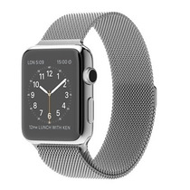 Relógio Apple Watch Stainless Milanese Loop 42mm - Pron. Ent