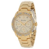 Relógio Bulova Feminino Wb27734x.