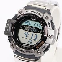 Relógio Casio Sgw-300hd Aço Sgw-300 Sgw300 Original Novo
