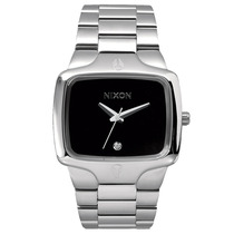 Relógio Unissex Nixon Player Black