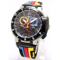 Relógio Tissot T-race Moto Gp Pronta Entrega Frete Gratis