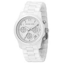 Relógio Michael Kors Mk5161 Cerâmica Original + Caixa
