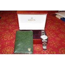 Relógio Rolex Oyster Perpetual Date Original Certificado