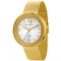 Relógio Lince Lrg4218l S2kx Feminino Dourado - Refinado