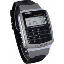 Relógio Digital Casio C/calculadora Ca-56-1df Original Nota