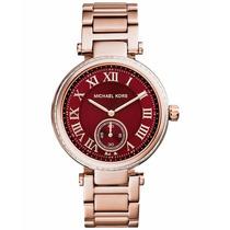 Relógio Michael Kors Skylar - Mk6087 Original Com Garantia