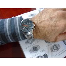 Relógio Citizen Cronografo Automático Raro Modelo Gn 4 S67 9