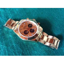 Relógio Rolex Daytona Rosé (golden Rose)