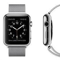 Relógio Apple Watch 42mm Stainless Steel Milanese Loop