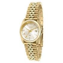 Relógio Technos Feminino Classic Riviera Dourado Gl10hy/4x