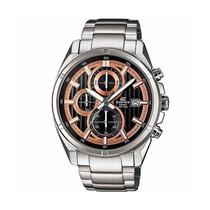 Relógio Masculino Casio Edifice Efr-532zd-1a5v 50mm Prata