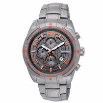 Relógio Technos Carbon Titânio - Os1aad/1l - Garantia Nf