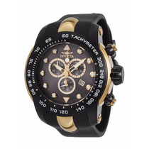 Relógio Invicta Pro Dive Tritnite Original Gold 18k