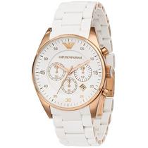 Relógio Emporio Armani Ar5919 Frete Gratis Em 12 X Sem Juros