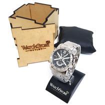 Relógio Modelo Bugari Iron Man - Pronta Entrega