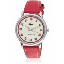 Relógio Feminino Lacoste 2000567 Cavi Original Garantia