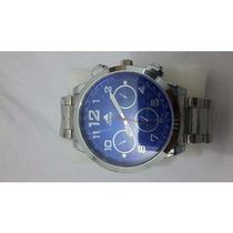 Relógio Adidas Importado Masculino Analógico Azul