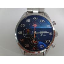Relógio Red Bull Masculino Ótimo Presente De Natal E Fim Ano