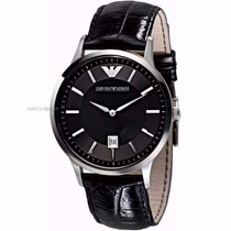 Relógio Empório Armani Ar2411 12 X Sem Juros Sedex Grátis