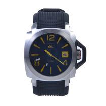 Relógio Quiksilver Luma Lanai Silver/black Yellow