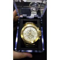 Relógio Ax Armani Exchange Ax1504 Original, Pronta Entrega
