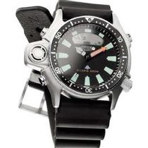 Relógio Citizen Aqualand Jp2000-08e Serie Prata Oferta