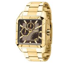 Relógio Technos Masculino Dourado Classic Legacy Jr00am/4m