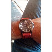 Relógio Lindo Masculino Everlast Mma Original