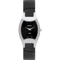 Relógio Orient Feminino Swarovski Lbsc0013 30m Frete Grátis