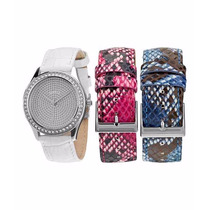 Relógio Guess 3 Pulseiras W0164l1
