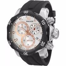 Relógio Masculino Magnum Ma33755s - Original - Frete Grátis