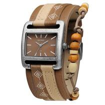 Relógio Mormaii Urban Hippie Chic Modelo 2035lnp/2m