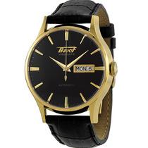 Relogio Tissot Visodate Automatico Gold Pvd T0194303605101