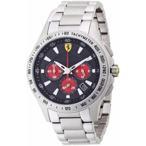 Relógio Ferrari Scuderia 0830052 Chronograph Original