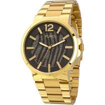 Relógio Euro Feminino Eu2036lyk/4p- Frete Grátis