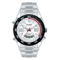 Relógio Orient Mbssa039 Svsx Anadigi - Frete Grátis