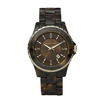 Relógio De Luxo Michael Kors Mk5298 Chronograph & Analógico!