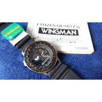 Citizen Wingman 8945 Dourado - Aqualand Combo Windsurf 939