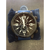 Relógio Pulso Cronógrafo Importado Capri Watch