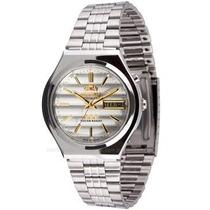 Relógio Orient Automático 469wb7a - Prata - Frete Grátis