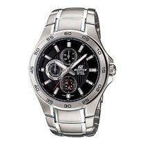 Relógio Casio Edifice Ef 335 D 1avdf Novo C/ Garantia