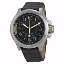 Relógio Tommy Hilfiger Couro Masculino - 1790843 Lacrado