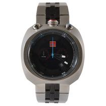 Relógio Quiksilver Hedi Metal Black/silver