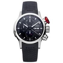 Relógio Edox Wrc Chronorally Day Date Automatic Swiss Made