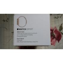 Apple Watch Sport 38mm Rose Gold -open Box