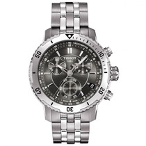 Relógio Tissot Prs200 T067.417.11.051.00 Original Completo