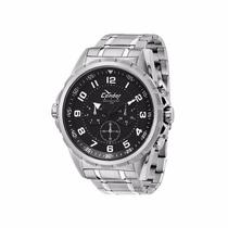 Relógio Condor Masculino Prata Ky20509/3p
