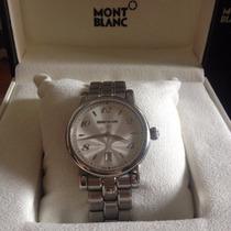 Montblanc Star Steel Collection Quartz Original - C/caixa